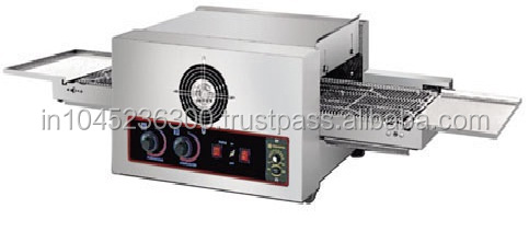 Solpack Commercial Stainless Conveyor Pizza Oven(HGP-12)