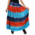 Indian Multi Color Ladies Rayon Skirt For Ladies