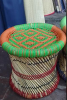 ethnic traditional indian mudda /ottomans / pouf