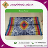 Trusted Supplier Selling Light Weight Attractive Fancy Pareo Towel at Affordable Rate