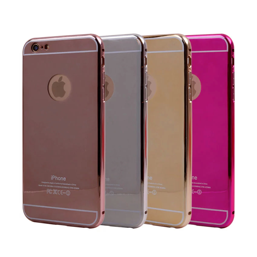 Chick Aluminium Bumper Case for different mobile phone models