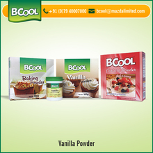 Vanilla Baking Powder with No Preservatives or Artificial Colors