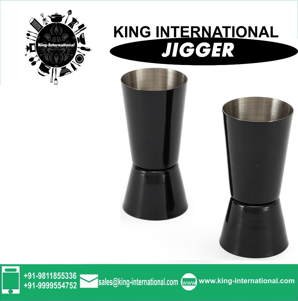 new product 2015 hot sale stainless steel body Jigger vibration machine cocktail Jigger