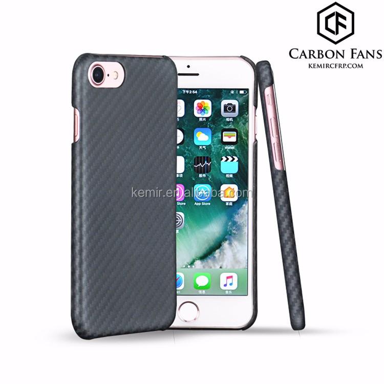 Aramid Fiber Kevlar Mobile Phone Case For Apple I7 I7p