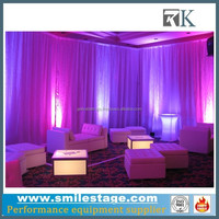3ft-26ft Telescopic Pipe and Drape for Wedding