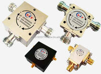 Coaxial Circulator 20MHz to 20GHz Up to 2000W Power N/SMA Connector