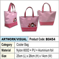 hello kitty cooler tote bag