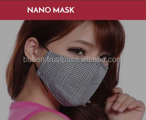 OEM cotton and fabric face mask