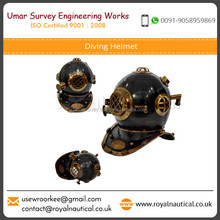 Latest Style Brass Made Diving Helmet Available at Market Rate