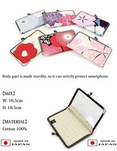 fashionable and Reliable kimono shirt smartphone case for the smartphone ,waterproof