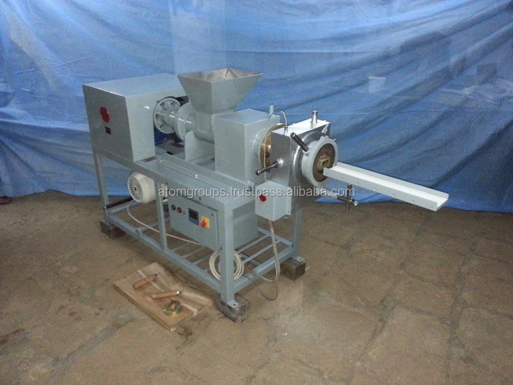 Toilet Soap Plodder Machine