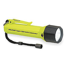 Flashlight Xenon Yellow 53 L C