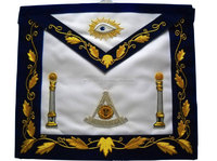 MASONIC-B.J.P-PAST-MASTER-APRON / Top quality Aprons