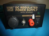 Zebra ZR-600HDC DC Regulated Power Supply
