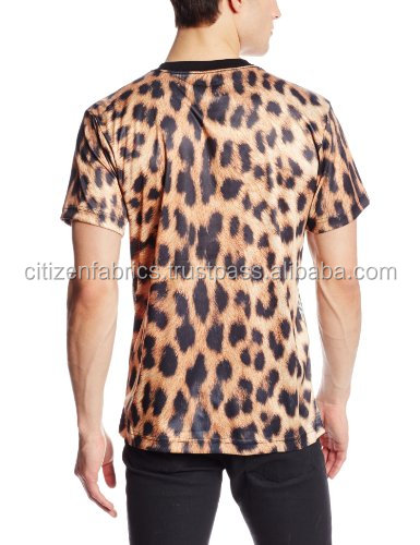 Sublimation T Shirt Made in Pakistan