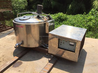 Milk Cooling Tank 300L Stainless 316