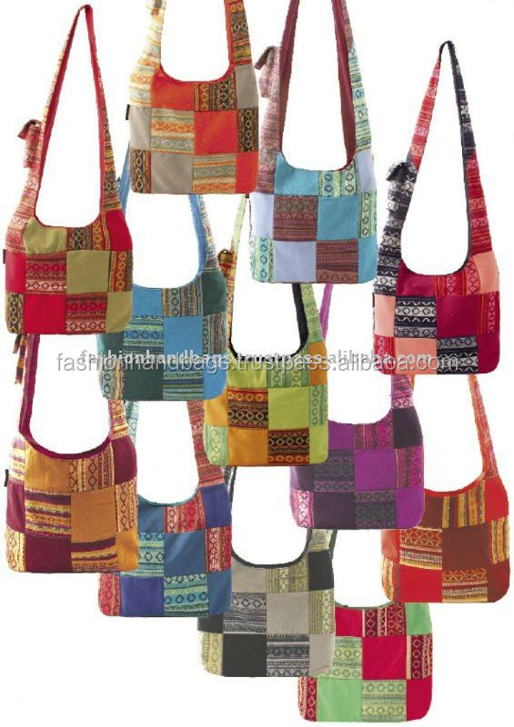 Hippie Shoulder Bags,Long Strap Crossbody Bags For Girls - Buy ...