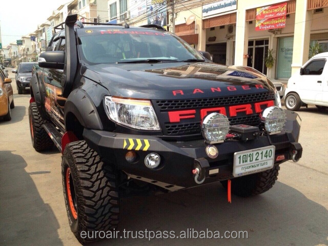 Improved Version Ford Ranger T6 Wildtrak Fender Flare