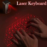 Latest Wireless Bluetooth Portable Virtual Laser Keyboard Mouse