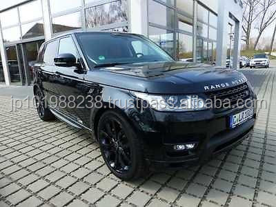 USED CARS - LAND ROVER RANGE ROVER SPORT 5.0 SUPERCHARGED (LHD 4617 PETROL)