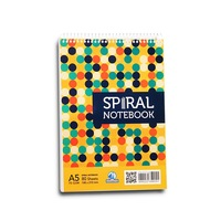 Single Spiral Note Book A5
