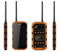 outdoor mobile phone military level high quality cell phone 3g dual sim long standby smartphone