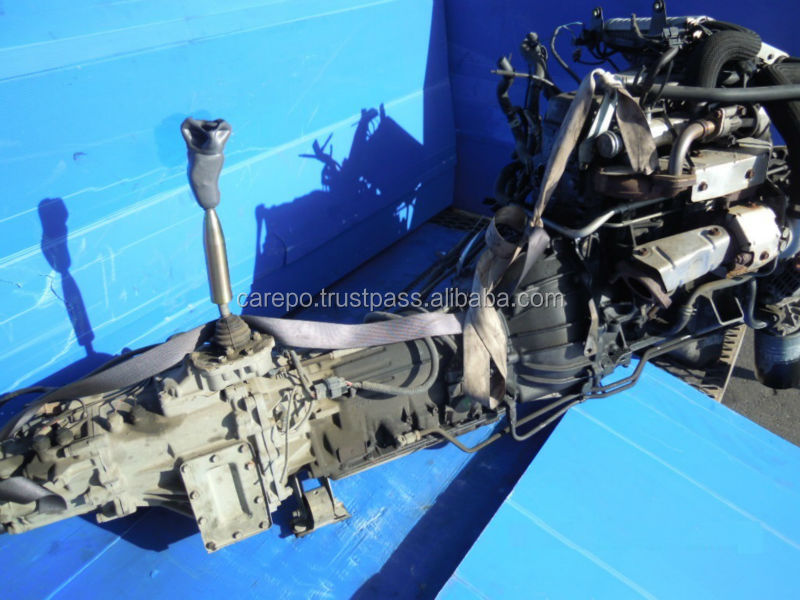 RECYCLED AUTO ENGINE 4M40 TURBO FOR MITSUBISHI CHALLENGER, DELICA SPACE GEAR