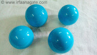 Indian Turquoise Spheres: Wholesale Gemstone Spheres