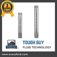 8 inch All Stainless Steel Submersible Bore Pump - Tough Guy 8SD series-60Hz