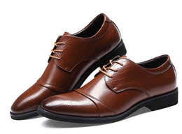 Novel Styles Custom Made Men Dress Party Shoes In Genuine Leather Shoes 2016