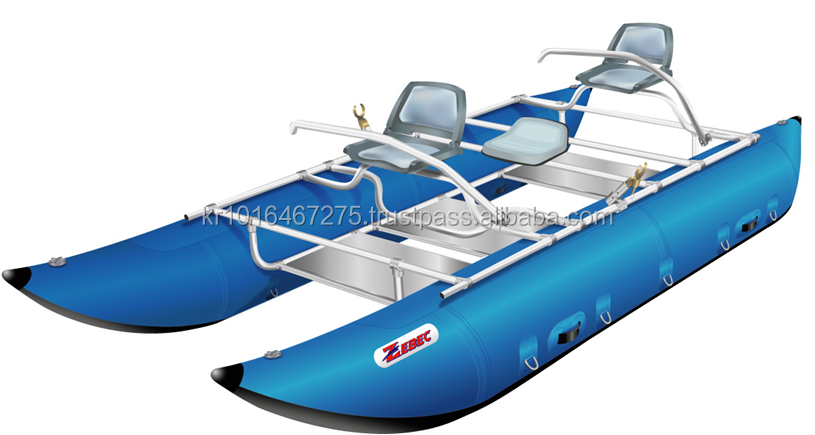 Zebec, KX ONE, Inflatable, OEM, , Fishing, Kayak River Raft, Rafting boat, CATARAFTS