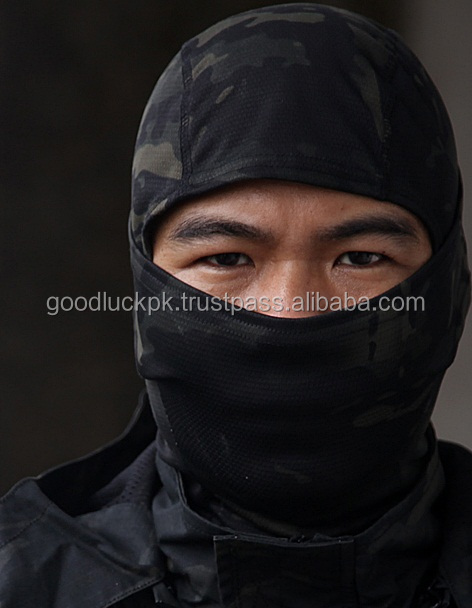 wholesale ninja mask - Deluxe Adult Men Ninja mask Costume made