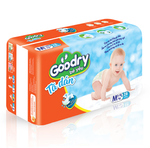 Goodry Baby Diapers S11
