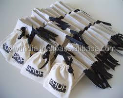 custom oem wholesale bulk price organic cotton pouch