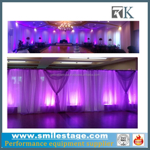 Square pipe and drape wedding backdrop kits