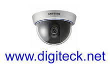 "SS268 - SAMSUNG SID-53P 1/3"" 580TVL HIGH RESOLUTION MINI COLOUR DOME CCTV CAMERA FIXED 3MM LENS"