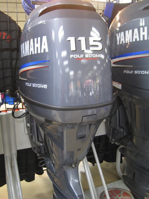 Affordable Price For Used/New Yamaha 115HP Outboards Motors