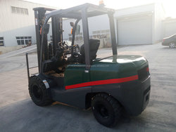 4 ton TCMC diesel forklift used for forklift From Japan