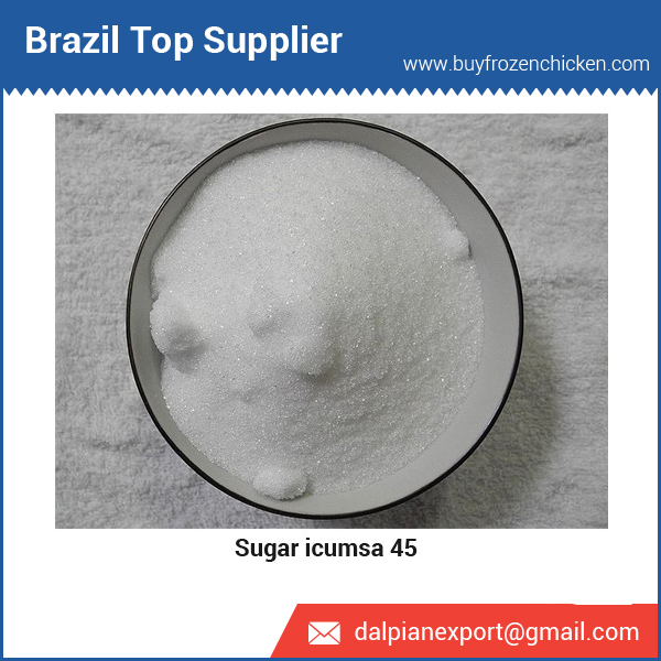 Pure Selling Brazillian Icumsa 45 Sugar White Price