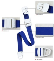 High Quality Button Tourniquet Medical Buckle Tourniquet ABS Elastic Belt For First Aid