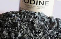 Factory supply good price 99% crude iodine