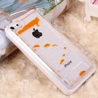 IMPRUE Dynamic Crystal Clear Hard Case for iphone 5C