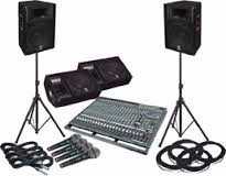Sound System Rental l PA System Rental (Sales Available)