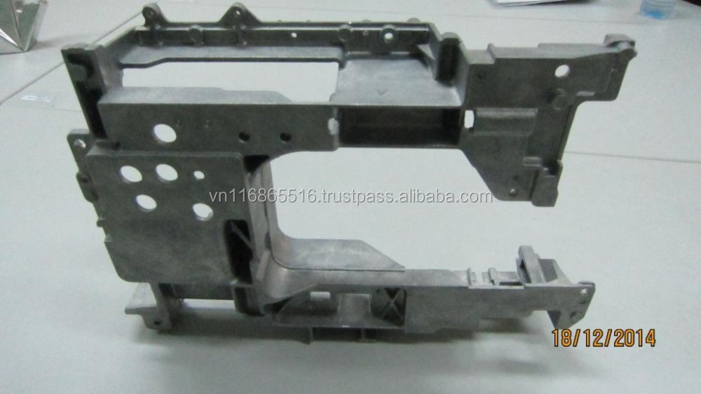 sewing machine base - Aluminum die casting
