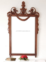 French Louise XVI carved mirror