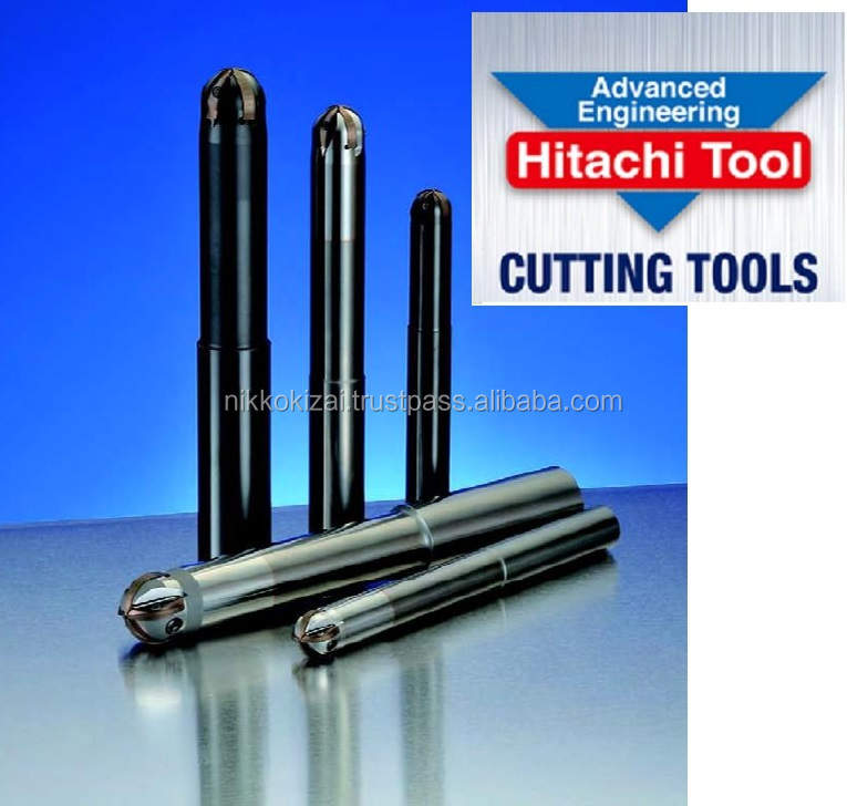 Reliable cutting tools for Hitachi made in japan for mold for taiwan motorcycle parts at lower price on alibaba asia