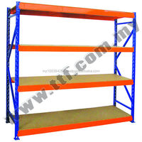 Ideal Longspan Shelving Rack, Pallet Rack, Boltless Rack, Standard Rack, Selective Pallet Rack, DIY Rack, Econ Rack, Simple Rack