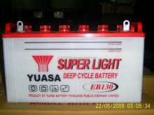 Deep Cycle Battery for Solar use