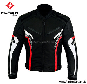 Men's Reissa Waterproof Cordura Motorcycle Jacket, Windproof Summer, Winter Cordura Textile Jacket