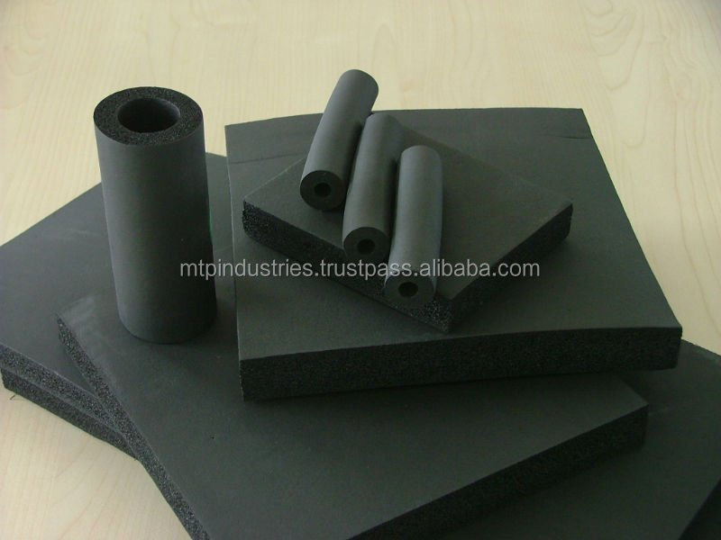 Close Cell NBR Insulation Tubing and Sheet
